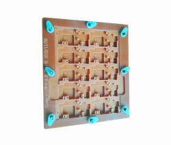 坪地LED焊接治具